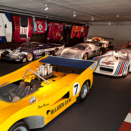 Louwman Museum collectie Race